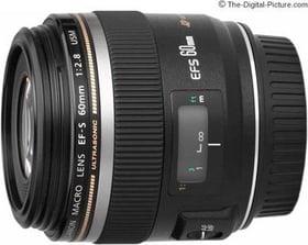 EF-S 60mm f2.8 Macro USM Objectif