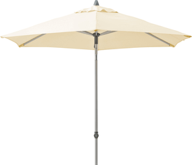 PUSH-UP Parasol Suncomfort by Glatz 408021500000 Dimensions H: 230.0 cm Couleur Écru Photo no. 1