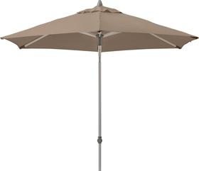 PUSH-UP Parasol Suncomfort by Glatz 408009000000 Dimensions H: 230.0 cm Couleur Gris taupe Photo no. 1