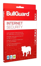 Internet Security 2018 - 2 years 3 devices PC Numérique (ESD) BullGuard 785300133460 Photo no. 1