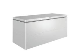 LoungeBox 200 Biohort 647230700000 Farbe Silber-Metallic Bild Nr. 1