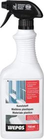 Detergente ad azione intensa per materia sintetica