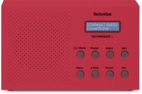 Techniradio 3 - Rot DAB+ Radio Technisat 785300149734 Bild Nr. 1