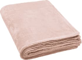 ANDORE Couverture 451640943338 Couleur Rose Dimensions L: 150.0 cm x H: 200.0 cm Photo no. 1
