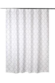 XONIA Tenda da doccia 453150153410 Colore Bianco Dimensioni L: 180.0 cm x A: 180.0 cm N. figura 1