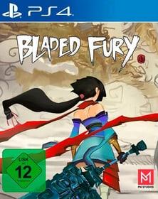 PS4 - Bladed Fury Box 785300154609 Bild Nr. 1