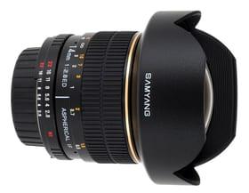 14mm / 2.8 IF ED UMC Aspherical (Nikon) Objectif Samyang 785300125119 Photo no. 1