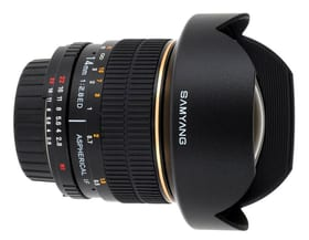 14mm / 2.8 IF ED UMC Aspherical (Nikon)