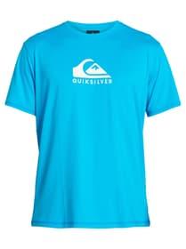 SOLID STREAK SS UVP-Shirt Quiksilver 463181900342 Grösse S Farbe azur Bild-Nr. 1