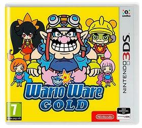 3DS - Wario Ware Gold I Box 785300133273 Bild Nr. 1