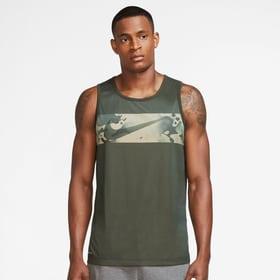 Legend Tank Camo Swoosh Herren-Singlet Nike 468036800467 Grösse M Farbe olive Bild-Nr. 1