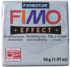 Fimo Soft  Block Silber Fimo 664509620081 Farbe Silber-Hellgrau Bild Nr. 1