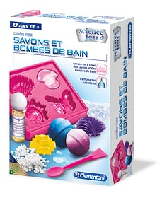 Savons et bombes de bain Clementoni 746994590100 Langue Français Photo no. 1