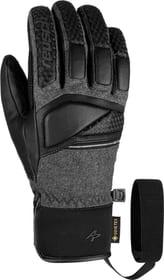 Alexis Pinturault GTX Skihandschuhe Reusch 464428107520 Grösse 7.5 Farbe schwarz Bild-Nr. 1