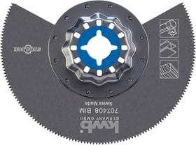 Bimétal, semi-circulaire, 85 mm, 1 pc. Lames de scie plongeante kwb 610530900000 Photo no. 1