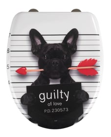 Guilty Dog WC-Sitz WENKO 674044000000 Bild Nr. 1