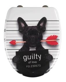 WC-Sitz Guilty Dog WENKO 674044000000 Bild Nr. 1