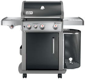 SPIRIT E-330 GBS Black Grill a gas Weber 753563900000 N. figura 1