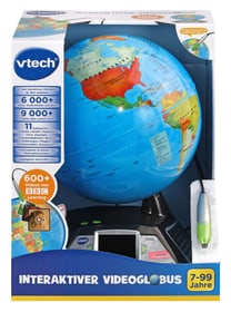 Globe Vidéo interactif (DE) Jeux éducatifs 748999190000 Photo no. 1