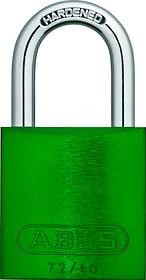Zylinderschloss 72/40 Grün
