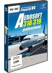 PC - Aerosoft A318/A319 professional für Prepar3D V4 D Box 785300141416 Bild Nr. 1