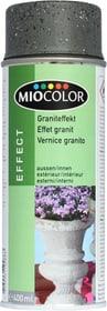 Granit Style Spray Effektlack Miocolor 660816900000 Farbe Dunkelgrau Inhalt 400.0 ml Bild Nr. 1