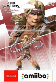amiibo Super Smash Bros. Character - Simon Belmont 785300149405 Photo no. 1