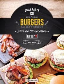 "Livre de cuisine ""Burger"""
