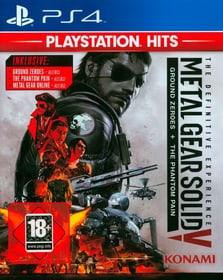 PS4 - PlayStation Hits: Metal Gear Solid 5 D Box 785300140031 Photo no. 1