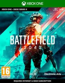 XONE - Battlefield 2042 Box 785300161086 Photo no. 1