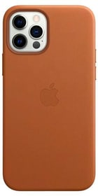 iPhone 12/12 Pro Leather Case MagSafe Coque Apple 785300155930 Photo no. 1