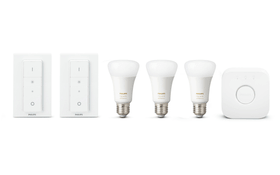 White & Color Ambiance Starter-Set Philips hue 615128400000 Photo no. 1