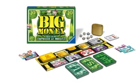 Big Money (FR) Jeux de société Ravensburger 749000490100 Photo no. 1