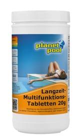 Multifunktions-Tabletten 20g Planet Pool 647068100000 Bild Nr. 1