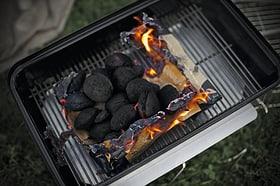 Weber Holzkohlegrill Go Anywhere : Weber go anywhere holzkohlegrill kohle grill ebay