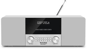 Digitradio 4 - Weiss/Grau DAB+ Radio Technisat 785300149730 Bild Nr. 1