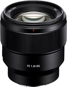 85mm, f/1.8 SEL85F18 (CH-Ware) Objectif Sony 785300129922 Photo no. 1