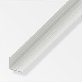 Winkel-Profil gleichschenklig 2.4 x 35.5 mm PVC ws 1 m alfer 605119400000 Bild Nr. 1