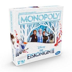 Monopoly Die Eiskönigin II DE Gesellschaftsspiel Disney 747360800000 Bild Nr. 1