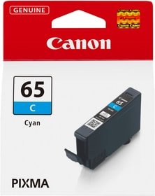 CLI-65C cyan Tintenpatrone Canon 798307000000 Bild Nr. 1