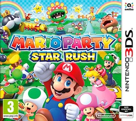 3DS - Mario Party Star Rush