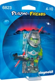 PLAYMOBIL Playmo-Friends Space Fighter 6823