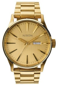 Sentry SS All Gold 42 mm Montre bracelet Nixon 785300136975 Photo no. 1
