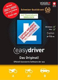 easydriver 2021/22 inkl. Theoriebuch Englisch [PC/Mac] (E) Fisico (Box) 785300158998 N. figura 1