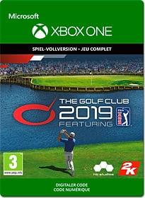 Xbox One - The Golf Club 2019 Download (ESD) 785300140334 Bild Nr. 1