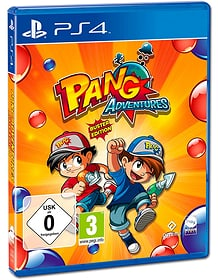 PS4 - Pang Adventures - Buster Edition Box 785300156471 N. figura 1