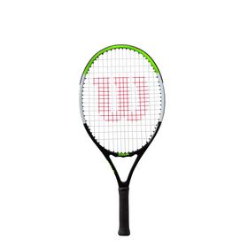 Blade Feel Junior Kids Tennis Racket Wilson 491570702360 Griffgrösse 23 Farbe Grün Bild-Nr. 1