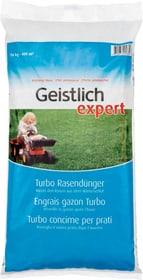 Geistlich Turbo Rasendünger, 10 kg Rasendünger Hauert 658241700000 Bild Nr. 1