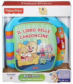 Il Libro Delle Canzoncine (I) Jeux éducatifs Fisher-Price 746379990200 Langue Italien Photo no. 1