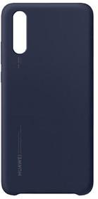 Silicone Case blu Custodia Huawei 785300135612 N. figura 1